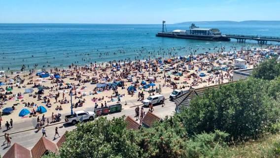 Водопроводные компании загрязнили пляжи в Англии и Уэльсе 3 тыс. раз за последний год