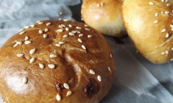 Луковые булочки — замечательный рецепт от еврейских хозяюшек!