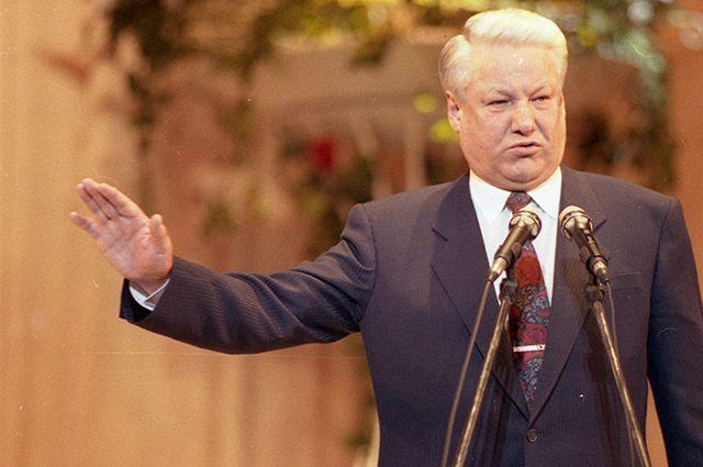 Третья мировая Бориса Ельцина. Как президент России напугал мир