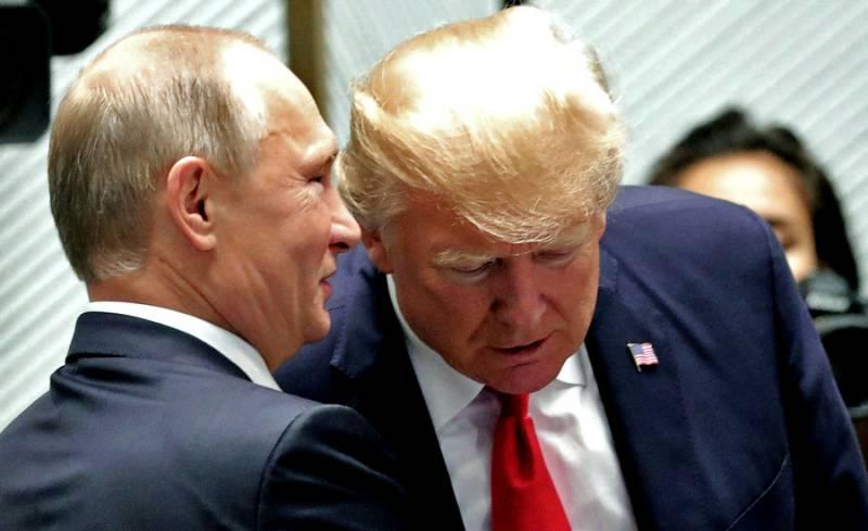 Трамп закрыл «российский вопрос»