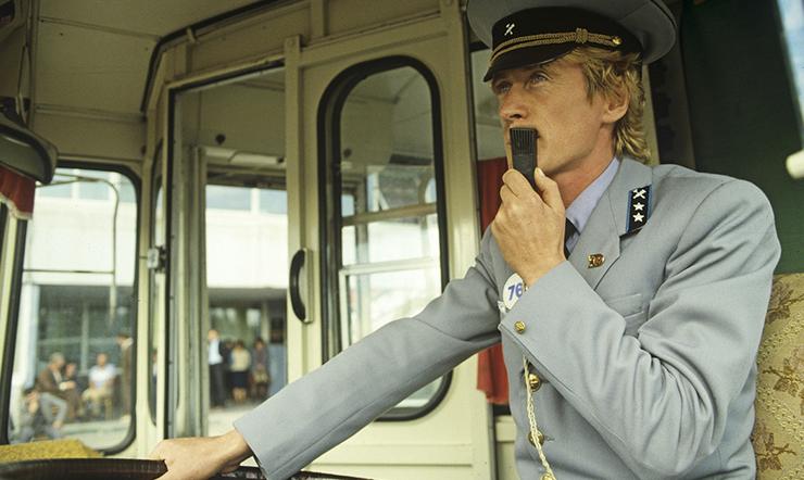 Московский двухэтажный троллейбус: «На втором этаже разрешалось курить»