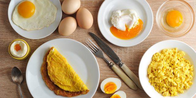 6 причин есть яйца на завтрак