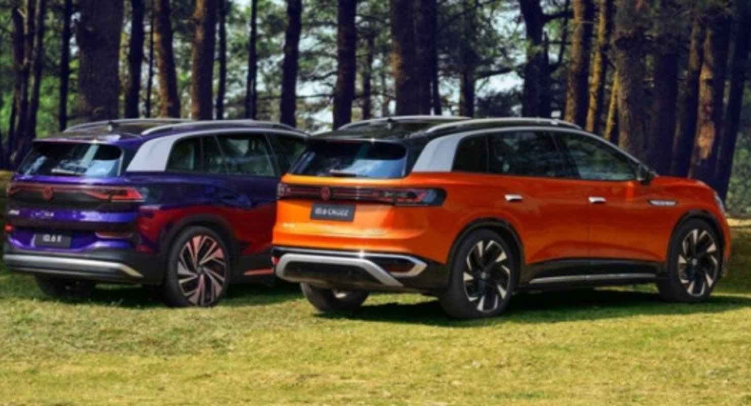 Volkswagen выпустит новый трехрядный электрокар ID.8 Автомобили