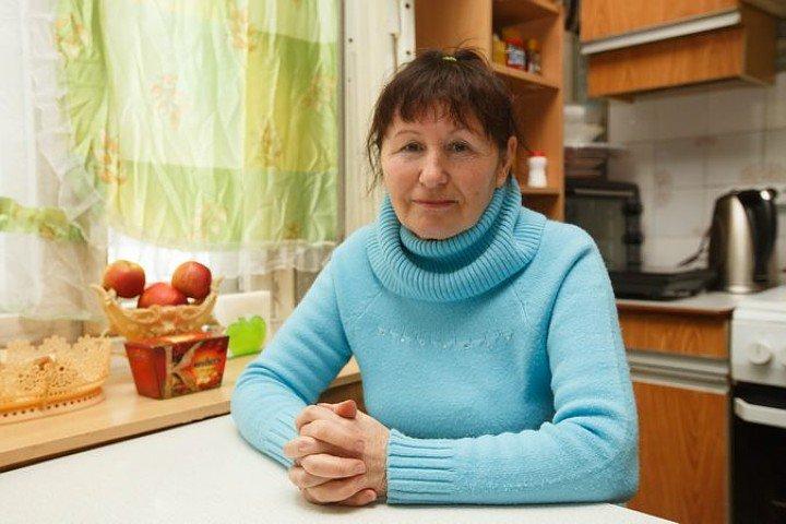 Тамара Пастухова, рискуя жиз…