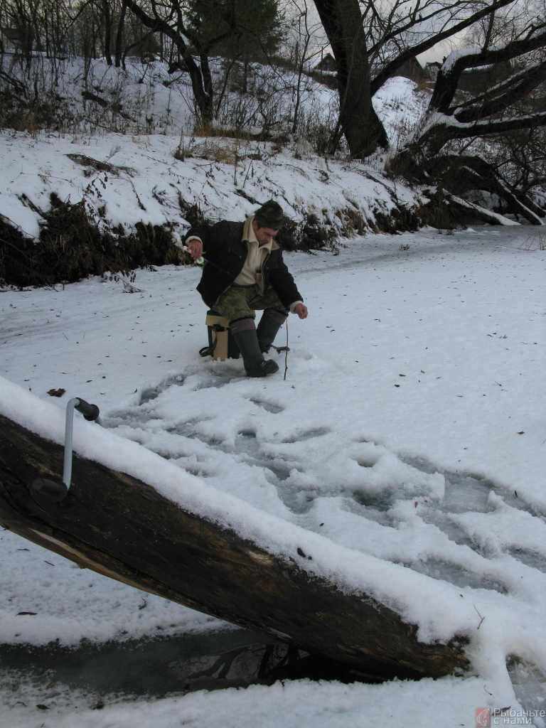 Секреты зимней голавлевой ловли