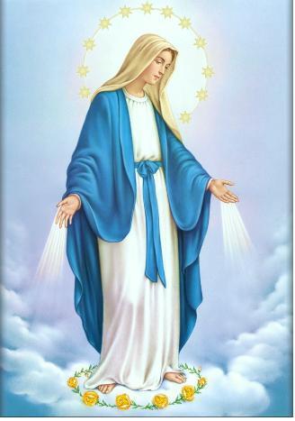 Молитва Пресвятой Богородице…
