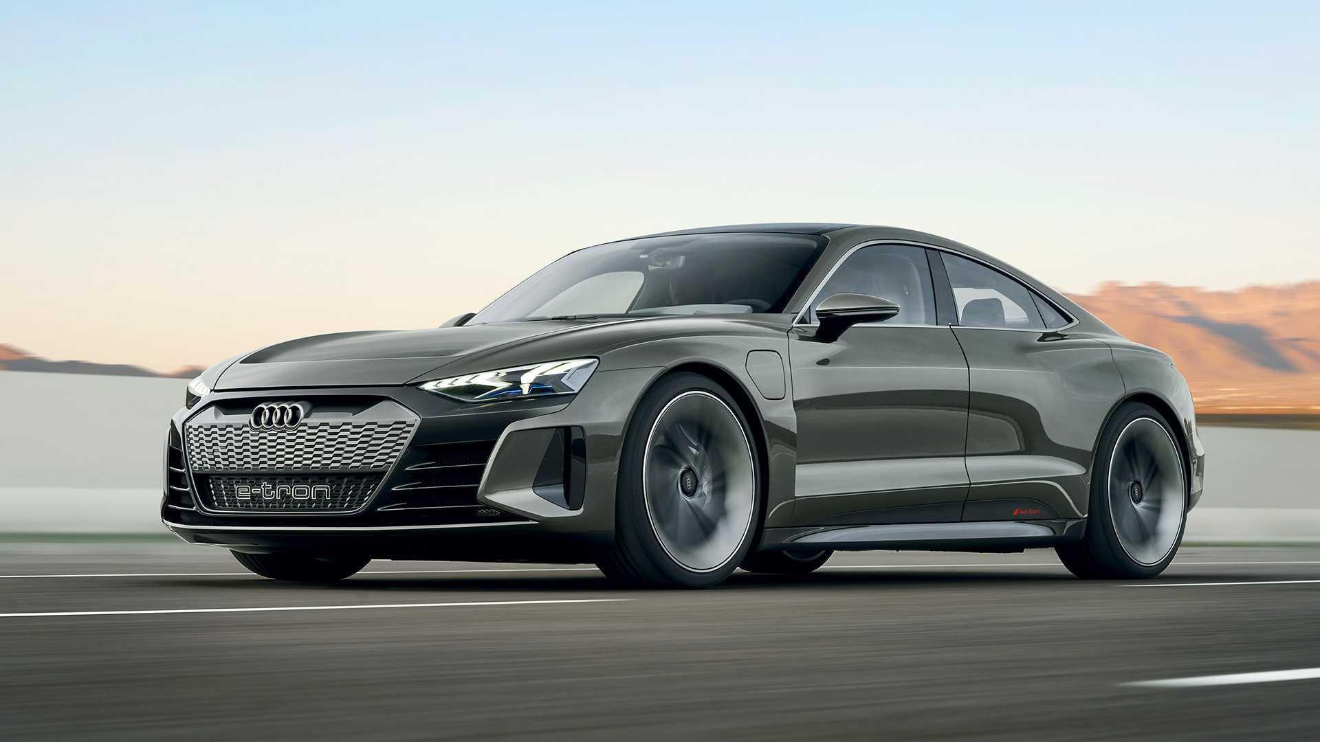 Audi возьмёт курс на тотальную электрификацию моделей Новости