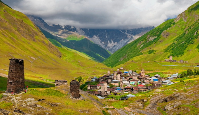 Белокурые и голубоглазые кавказцы: миф или реальность?