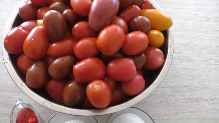 Никогда не взорвутся - голые помидоры на зиму На зиму, Кулинария, Рецепт, Заготовки, Консервирование, Другая кухня, Помидор, Видео, Длиннопост