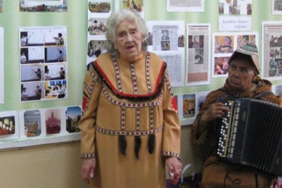 В России умерла последняя носительница редчайшего языка