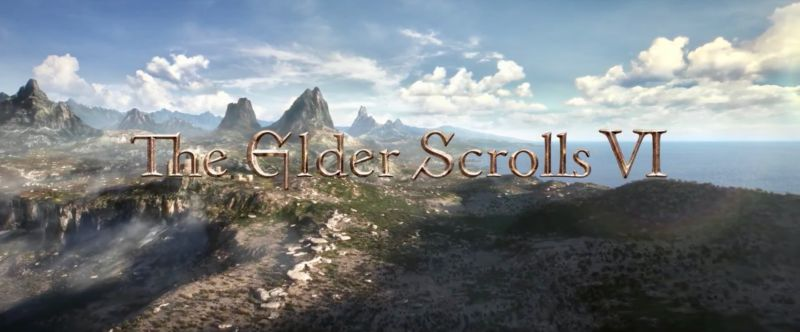 Skyrim улучшили графику до уровня The Elder Scrolls 6 action,fantasy,he elder scrolls 6,mmorpg,pc,Игры,Фентези