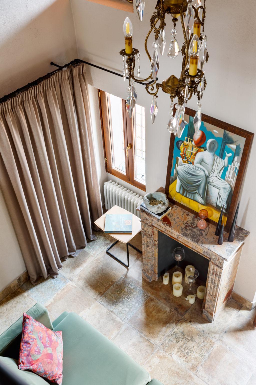 Квартира на озере Комо, 45 м² идеи для дома,интерьер и дизайн