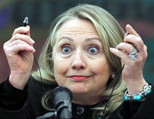 Бастинда Клинтон и ее партия войны