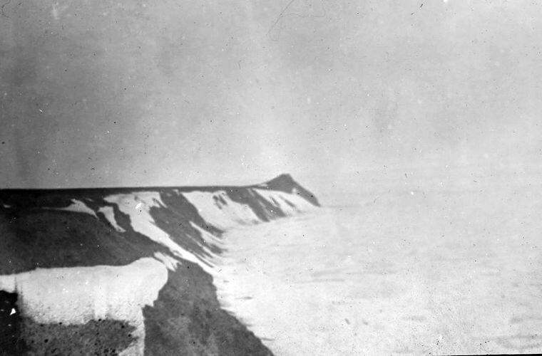 Ландшафт острова Врангеля Ада Блэкджек, арктика, интересно, история, познавательно, факты