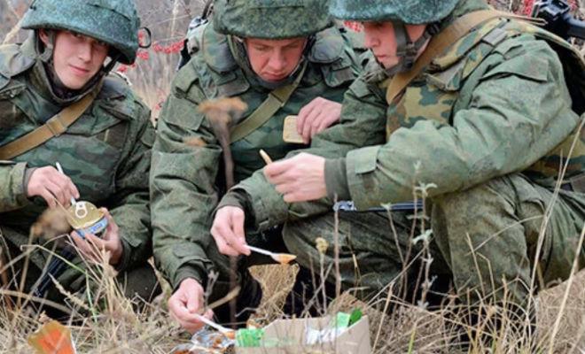 Боевой сухпай российского спецназа: вскрываем ИРП Служебный
