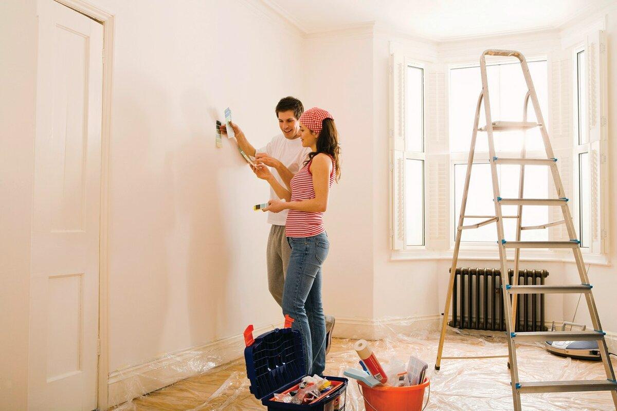 Картинки отделочных работ квартир