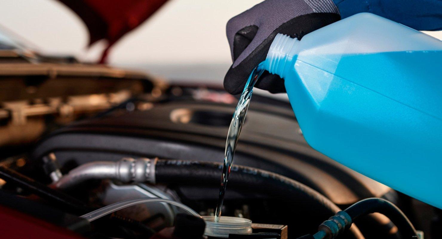 Зачем промывать систему охлаждения при замене антифриза? Автомобили