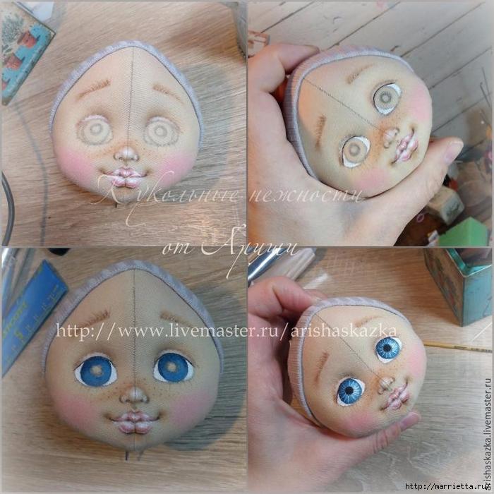 Как сделать кукольную головку из хлопка (7) (700x700, 333Kb)
