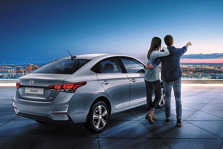 Hyundai Solaris возглавила рейтинг самых угоняемых автомобилей России