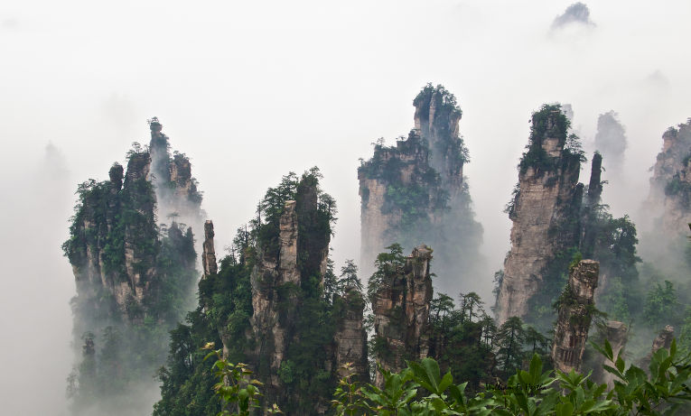 18 невероятных по красоте пейзажей