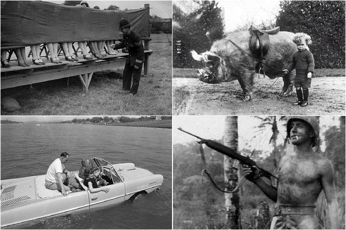 20 редких исторических фотографий, открывающих известные события с новой стороны
