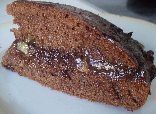 Sachertorte (шоколадный бисквит)