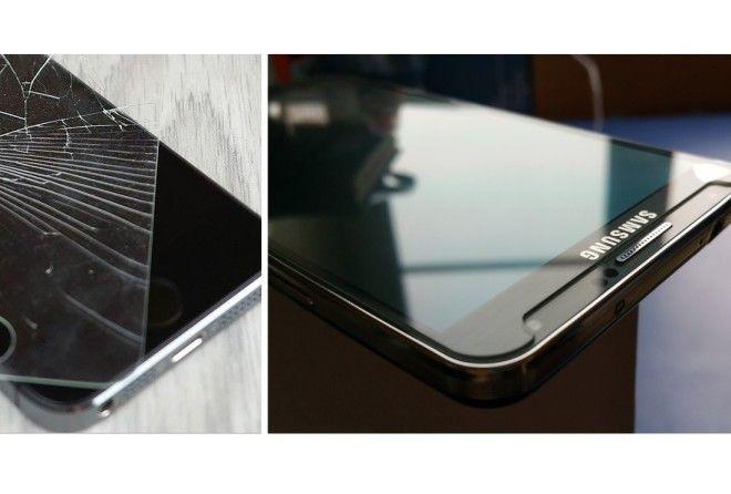 Как без проблем заменить защитное стекло на телефоне