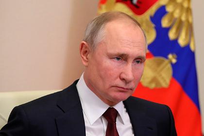 Путин обратил внимание на проблему домашнего насилия Россия