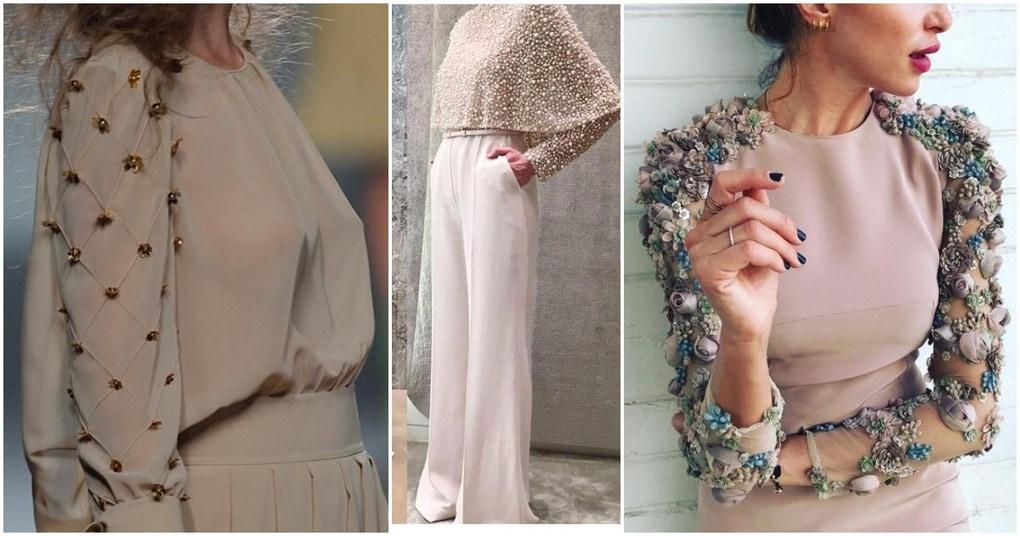 Декорируем простую одежду стильными и модными аксессуарами