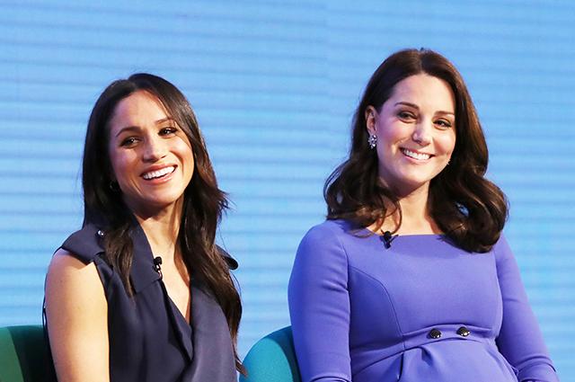 Как Кейт Миддлтон и принц Уильям поздравили Меган Маркл с 39-летием Монархии