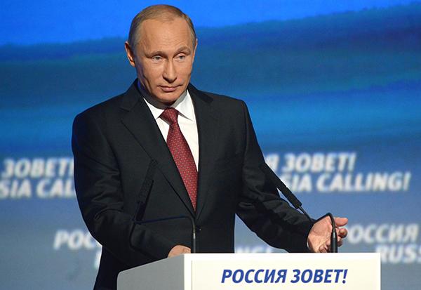 Путин: Вы ж ребята раньше на…