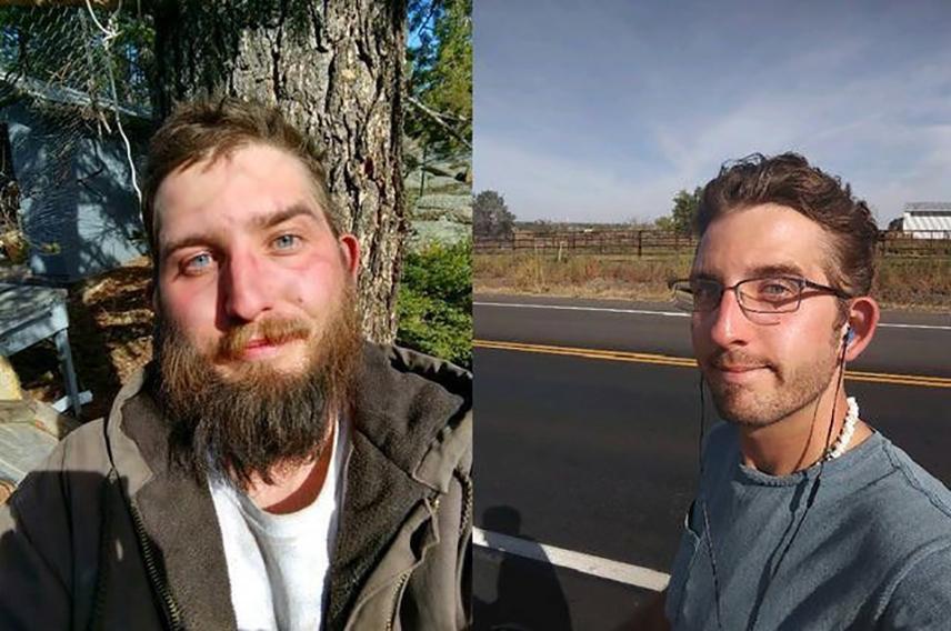Фото до и после алкоголя спустя месяц корпусом