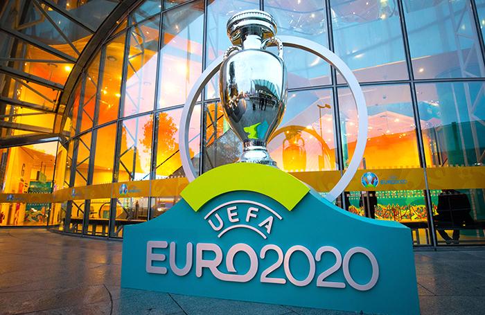 В Дублине пройдет жеребьевка чемпионата Европы по футболу