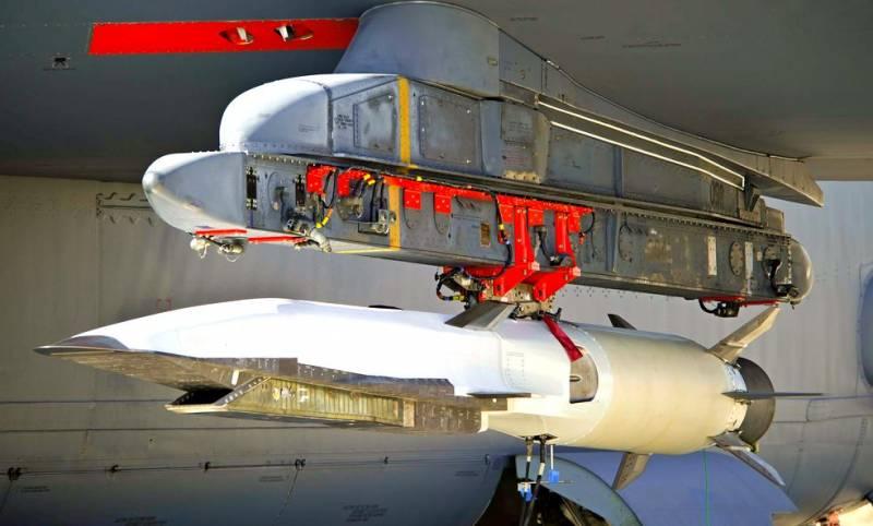 X-51A: как работает гиперзву…