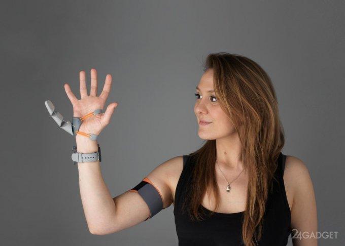 Шестой палец оказывает влияние на работу человеческого мозга
