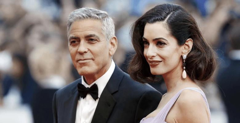 Джордж Клуни съехал от своей…
