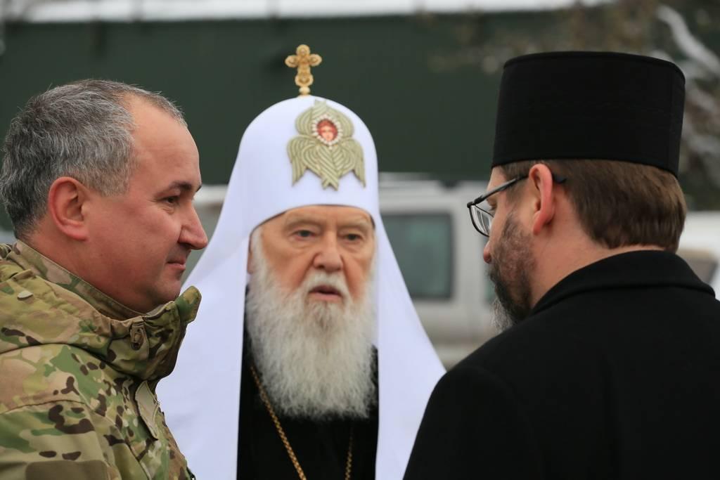 Украинский раскол: его судьб…