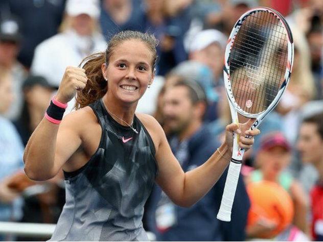 Как Дарья Касаткина стала нашей главной надеждой в теннисе
