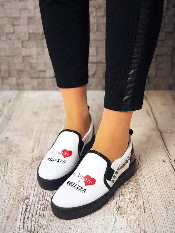 Модные слипоны 2019