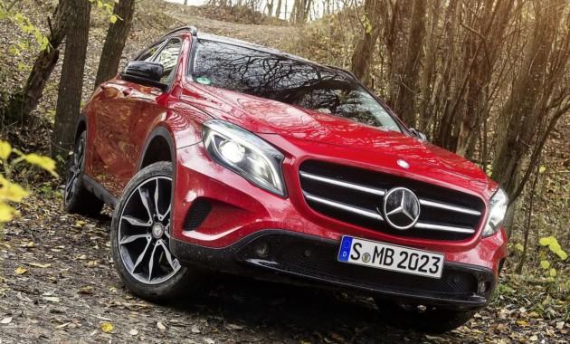 Более 6 600 автомобилей Mercedes-Benz попали под отзыв в России