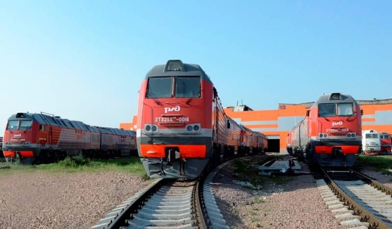 «Русский» транспортный корид…