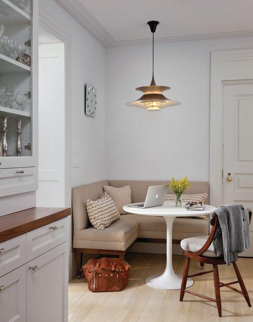 Интерьер кухни - уютные кухонные уголки
