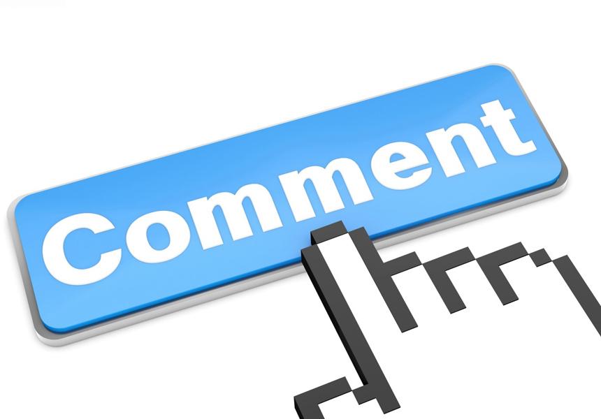 Комментаторов в интернете за…