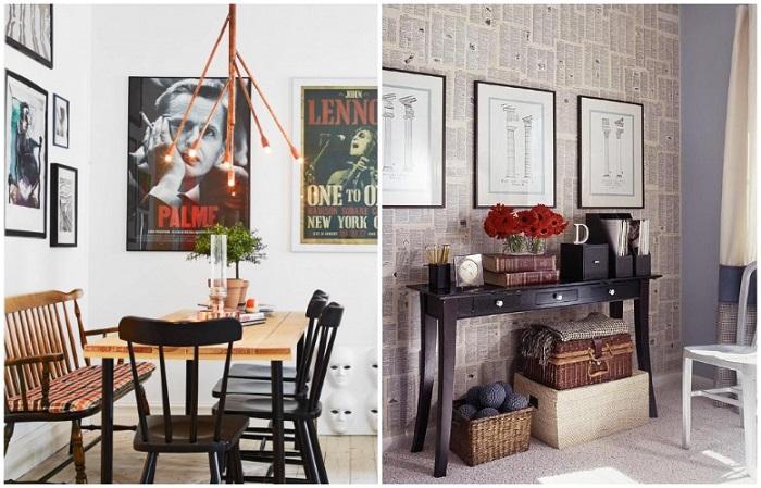 10 предметов из бабушкиной квартиры, которые прекрасно впишутся в современный интерьер декор,для дома и дачи,интерьер