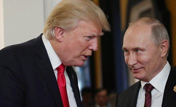 В Белом доме раскрыли подробности переговоров Путина и Трампа