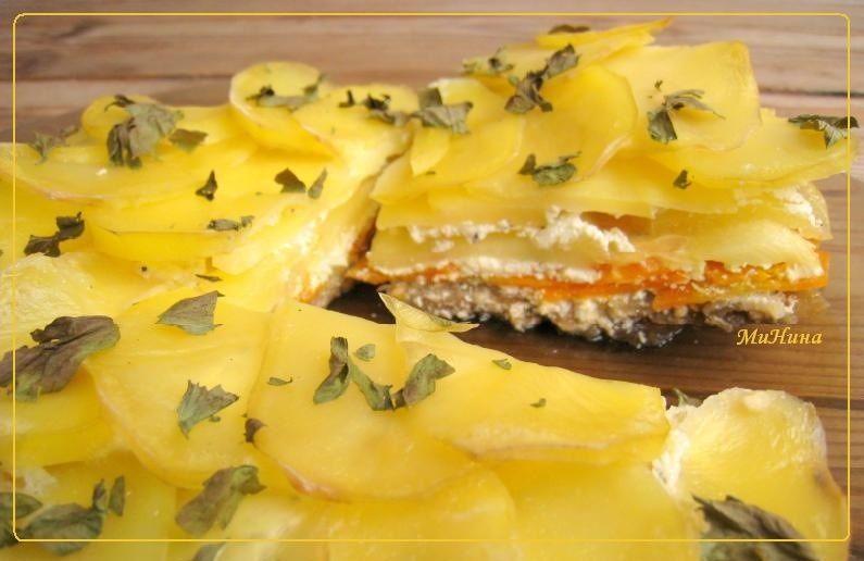Картинки по запроÑу Овощной пирог — удивительно вкуÑное блюдо из казалоÑÑŒ бы обычных продуктов