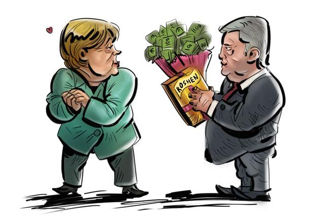 Меркель победит на федеральн…