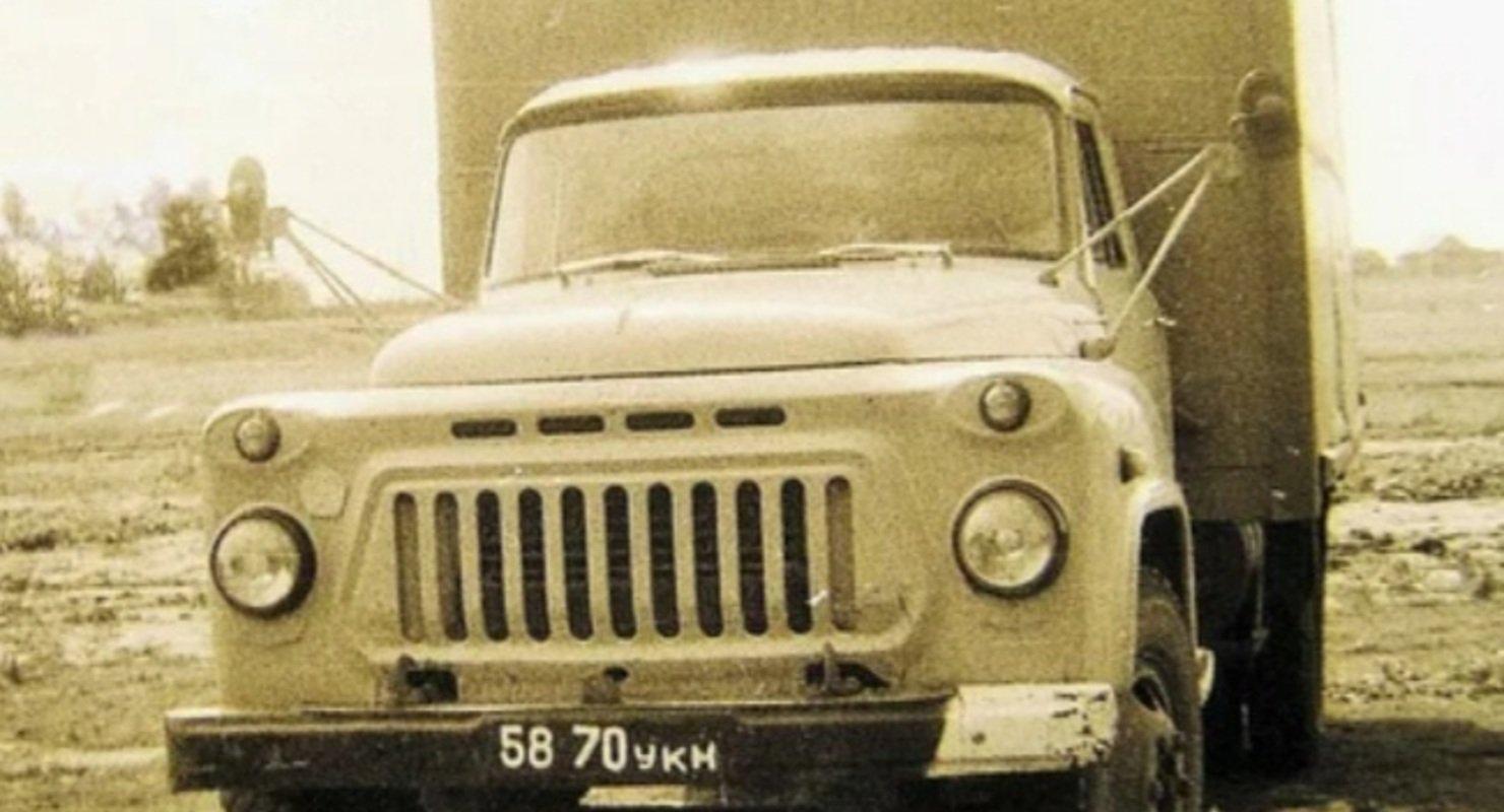 Какие советские грузовики были самыми быстрыми? Автомобили