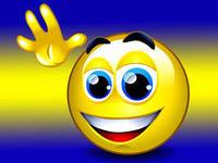 Тысяча улыбающихся смайликов