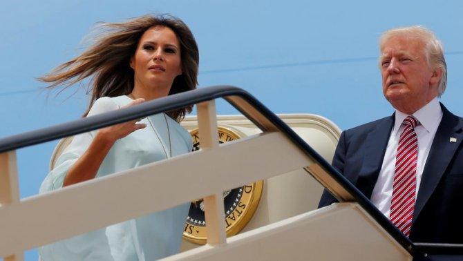 Жена грубо отказала Дональду…